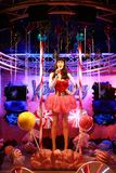 Katy Perry image stock