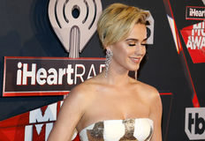 Katy Perry fotografia stock libera da diritti