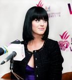 Katy Perry Royalty Free Stock Images