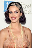 Katy Perry arrives at the City of Hope's Music And Entertainment Industry Group Honors Bob Pittman Event. LOS ANGELES - JUN 12:  Katy Perry arrives at the City Royalty Free Stock Photography