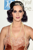 Katy Perry arrives at the City of Hope's Music And Entertainment Industry Group Honors Bob Pittman Event. LOS ANGELES - JUN 12:  Katy Perry arrives at the City Stock Image