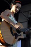 Katy Perry Ausführung Phasen. stockfotos
