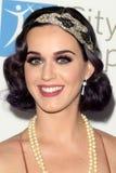 Katy Perry chega na cidade do evento de Bob Pittman das honras da música da esperança e do grupo do industria do ócio Fotos de Stock