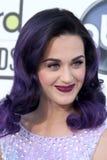 Katy Perry llega las concesiones 2012 de la cartelera foto de archivo libre de regalías