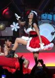 Katy Perry Performs i konsert arkivfoto