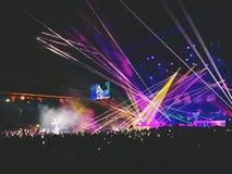 Katy Perry Prismatic World Tour 2015 Fotografering för Bildbyråer