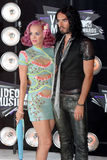 Katy Perry, Russell Brand Stock Photo