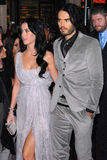 Katy Perry,Russell Brand Royalty Free Stock Photography