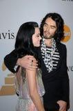 Katy Perry, Russell-Marke Lizenzfreie Stockfotos