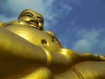 Katyayana buddist royaltyfri fotografi