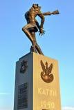 Katyn Massacre Memorial - Jersey City Royalty Free Stock Photos