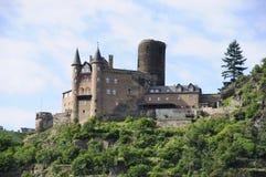 katz замока Стоковое фото RF