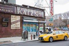 Katz ` s garmażeria Zdjęcia Royalty Free