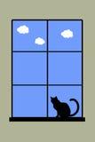 Katze stock abbildung