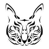 Katze tatto Stockbild