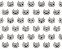 Katzenmuster Lizenzfreie Stockfotos