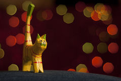 Katzespielzeug. Stockbild