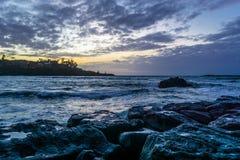Kauai świt zdjęcie royalty free
