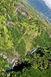 kauai καταρράκτες Στοκ Εικόνα