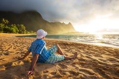 kauai Photos libres de droits