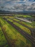 Kauai antenn Royaltyfria Bilder