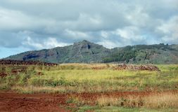 Kauai, Hawai Fotografia Stock Libera da Diritti