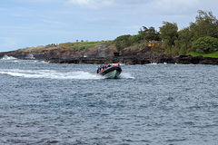 KAUAI_HAWAI_life em Kauai Fotos de Stock