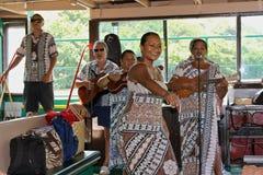 KAUAI_HAWAI_life em Kauai Imagem de Stock Royalty Free