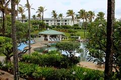 KAUAI_HAWAI_life på Kauai Fotografering för Bildbyråer
