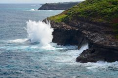Kauai, Hawaii stockbild