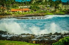 Kauai, Hawaiian Islands Stock Photography