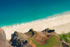 Kauai island beach Stock Photography