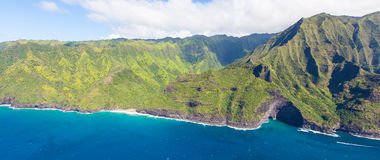 Kauai island stock image