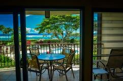 Kauai, isole hawaiane Immagini Stock Libere da Diritti