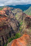 Kauai kanjon Royaltyfri Bild