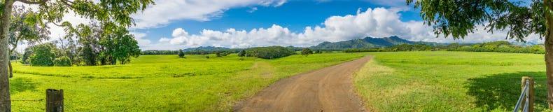 Kauai landskap Royaltyfri Bild