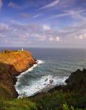 Kauai-Leuchtturm Lizenzfreies Stockbild