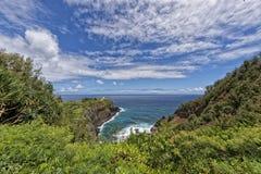 Kauai lighthouse kilauea point Stock Images