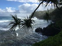 Kauai-Meerblick Hawaii Stockfotografie