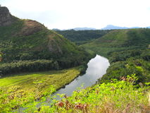 Kauai Scenic Royalty Free Stock Image