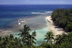 Kauai Shoreline Stock Photography