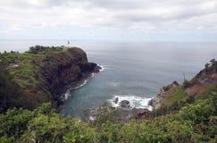 Kauai Shoreline Royalty Free Stock Photography