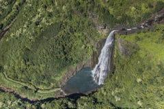 Kauai Waterfall Stock Images
