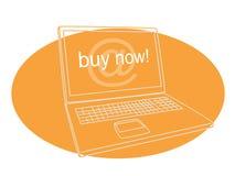 Kauf jetzt Lizenzfreies Stockfoto