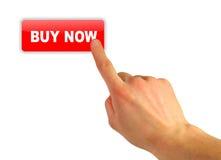 Kauf jetzt Lizenzfreies Stockbild
