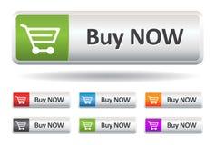Kauf jetzt Lizenzfreie Stockfotos
