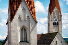 Kaufbeuren Στοκ φωτογραφία με δικαίωμα ελεύθερης χρήσης
