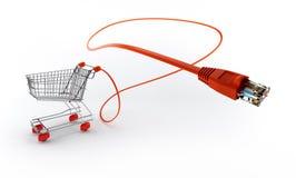 Kaufen Sie online Lizenzfreies Stockbild