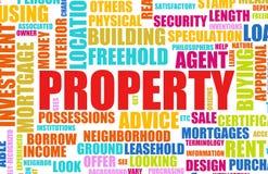 Kaufendes Eigentum Lizenzfreies Stockbild