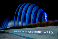 Kauffman Center of the Performing Arts Stock Images
